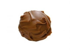 110100 Mjölkchokladtryffel