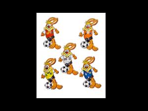 3050 Soccer Bunny