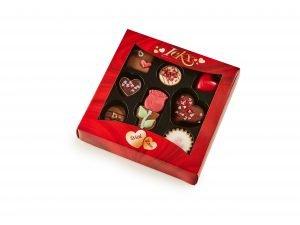 006704 Presentask Valentine (16 pack)