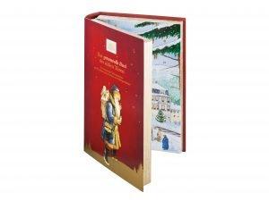4455 Adventskalender, Boken (3 pack)