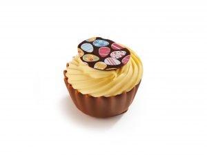 002212 Cupcake Lemon Cheesecake