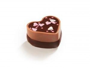 006389 Hjärta Chokladmousse