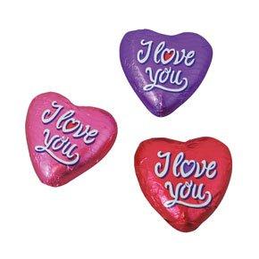 "572 Chokladhjärtan ""I love you"""