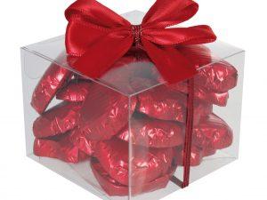 6371 Chokladhjärtan i Presentask (16 pack)
