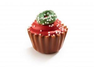 EP001256 Jul Cupcake Röd